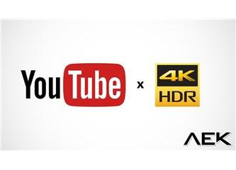 YouTube Mobil'e HDR Seçeneği Eklendi!