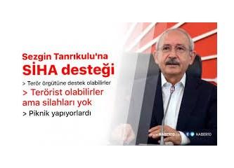 """CHP'ye Göre """"Piknik Yapan"""" Teröristlere Askerimiz SİHA'maz!!"""