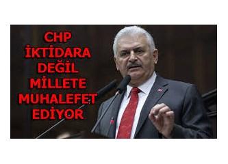 """Türkiye'nin Eksiği """"Muhalefetin"""" Değil, """"Milli Muhalefet""""in Olmayışı..."""