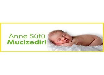 Bebek İçin En Uygun  Besin, Anne Sütü!
