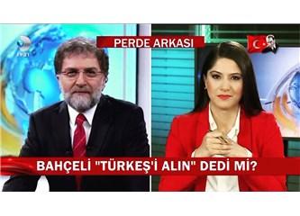 Ahmet Hakan'dan Seçil Özer'e İltimas mı Geçiliyor?
