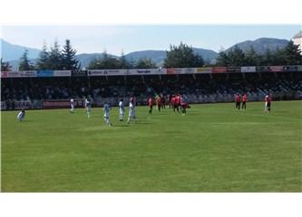 Oğuzhanspor, Gölhisarspor Derbisi 0-0 Bitti..
