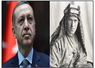 Tayyip Erdoğan'dan Muhteşem Lawrence Çıkışı!