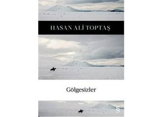 Hasan Ali Toptaş okurken...