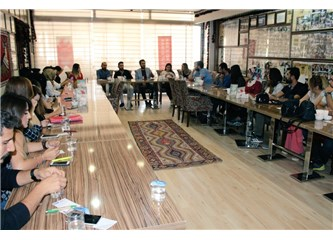 Van Ahbap Platformu Gönüllüleri Genel İstişare Toplantısında Bir Araya Geldi