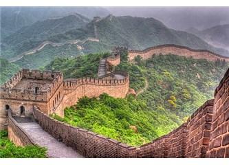 Süzme sözcükler: (Haiku) Çin Seddi duvar