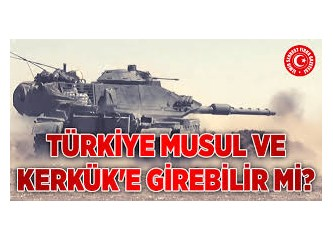 Musul Sorunu'nu Çözüme Bağlayan 5 Haziran 1926 Antlaşması ve Barzani'nin Bağımsızlık Referandumu...