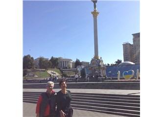 Ukrayna'ya Kim Gider?