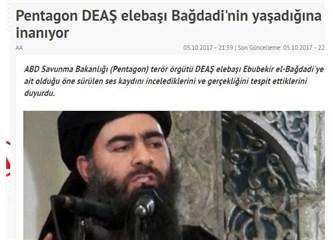 ABD'den IŞİD'e Önce Moral, Sonra...