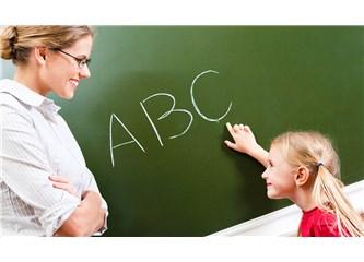 İlkokul Öğretmenimi Kaybettiğimde,  İlköğretim Öğretmeni Oldum