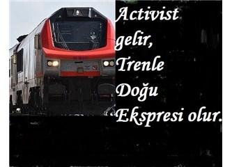 Aktivistler; Doğu Ekspresi 2 Çekilsin mi İstiyorlar?