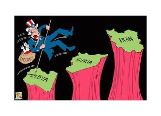Arap Kışı Uzun Sürüyor