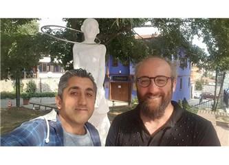 Heykeltraş Hakan ÇINAR, Bursa'da