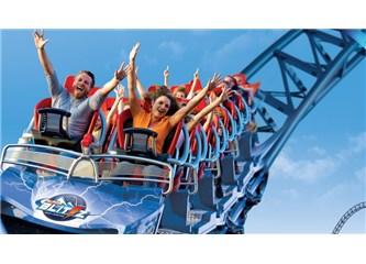 Çocuk Yetiştirmek Roller Coaster'a Binmeye Benzer