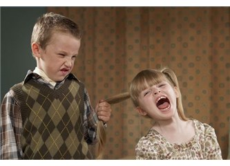Çocuklarda Saldırganlık Davranışı