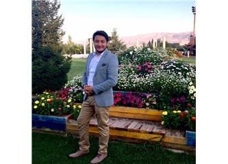 Cumhuriyet Üniversitesi Öğrencisi  Ahmet Türk ile