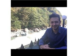 Cumhuriyet Üniversitesi Sosyal  Hizmet Uzmanlığı Bölümü Öğrencisi Mehmet Mertcan ile....