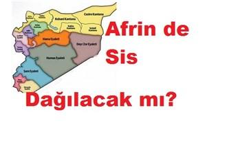 Afrin Sisten Arındırılacak mı?