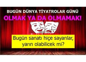 Bazıları Gecede 200 Bin Kazanırken Tiyatro Oyuncusunun Maaşı 3 Bin Lira
