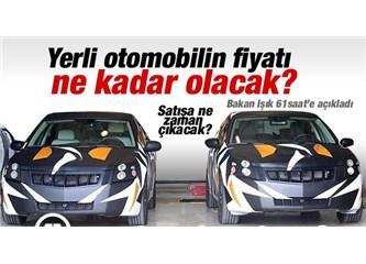 Gümrük Vergisi Olmadığı İçin Yerli Arabanın Fiyatı Yabancı Arabanın Yarısı Kadar Olması Lazım