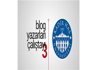 Cuma Günü İstanbul'da 3.Blog Yazarları Çalıştayı Yapılacak Haberiniz Var mı?