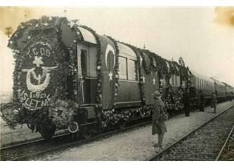 Atatürk'ün Beyaz Treni