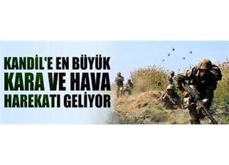 """""""PKK'nın Yönetim Merkezi"""" Kandil'e Girilecekse, Girilsin... Bu İş Uzadıkça Uzadı... Bitsin Artık..."""