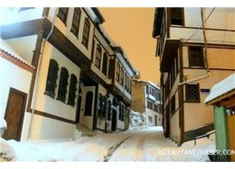 Kar mı Yağdı Kütahya'nın Dağına