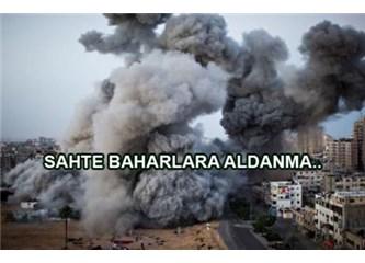 Ortadoğu'da Müslüman  Kazanı Amerika Tarafından Ateşlendi!