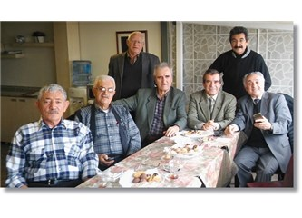İstanbul'da Kırşehir Erkek İlköğretmen Okulu   Mezunlarının Buluşması