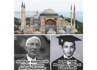 Amerika-Erdoğan Kavgası : Rockefeller, Musul-Kerkük Petrolü, Ayasofya, Caz ve Ecevit ! (5)
