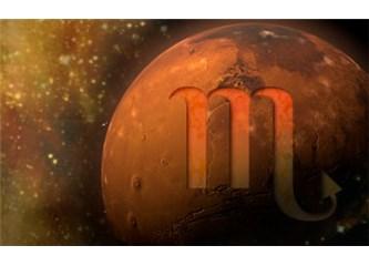 9-11 Aralık Merkür-Uranüs Üçgen ve Mars Akrep'te