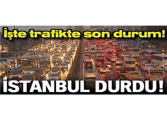 Trafik Sorununa Ütopik Çözümler.  Üstelik Sıfır Maliyetli!