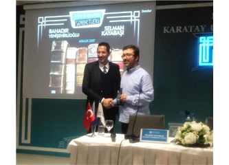 """""""Payitaht Abdülhamid""""e Konya Karatay Üniversitesi'nden Ödül"""