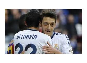 Bayern Münih'i Elemek İçin; Hey Di Maria & Mesut Özil Come to Beşiktaş