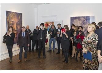 Nilgün Çolak Türk Sanatları Londra'da Buluşuyor