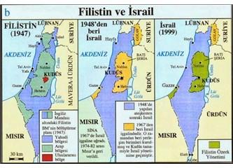 Kudüs ve Ortadoğu'da Yine En Kârlı İsrail Çıktı