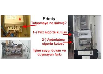 Son Dakika: İşyerinde Yangın! Görünür Suçlu: Elektrik Kontağı: Asıl Suçlu: Öğretilmiş Çaresizlik!