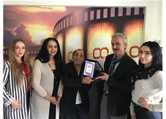 Yönetmen Mehmet Ali Gündoğdu'ya En İyi Yönetmen Ödülü