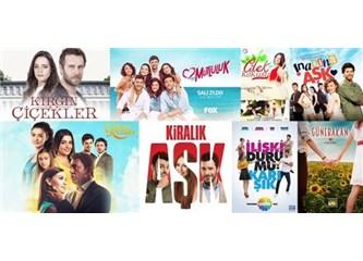Türk Ekranları Vasatlaşıyor! Dizilerdeki Büyük Çöküş!