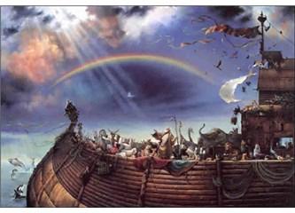Hazret-i Nuh İle İsyankâr Oğlu Nasıl Konuştu?