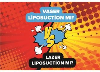Vazer mi? Lazer mi? Hangi Liposuction Yöntemi Size Uygun?