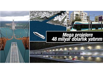 Devasa Yatırımlar Neden Hep İstanbul'a Yapılıyor?