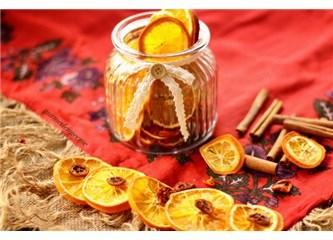 Portakal Kurusu Yapımı