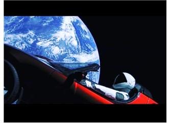 Valizlerinizi Toplayın Mars'a Gidiyoruz!
