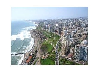 """Abla"" Grubu Peru'da İlk Gün, Başkent Lima'yı Gezer."
