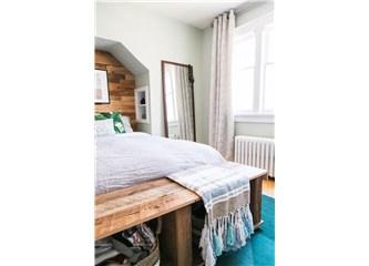 Eski Yatak Odasını Muhteşem Değişimi