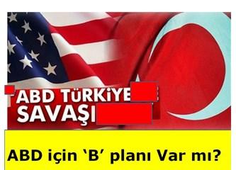 ABD için 'B' Planı Var mı?