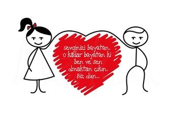 Sevgililer Günü Manileri