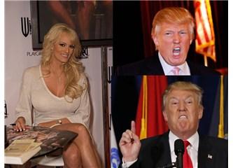 ABD Başkanı Trump Yandı